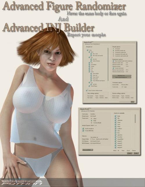 Advanced Figure Randomizer and INJ Builder