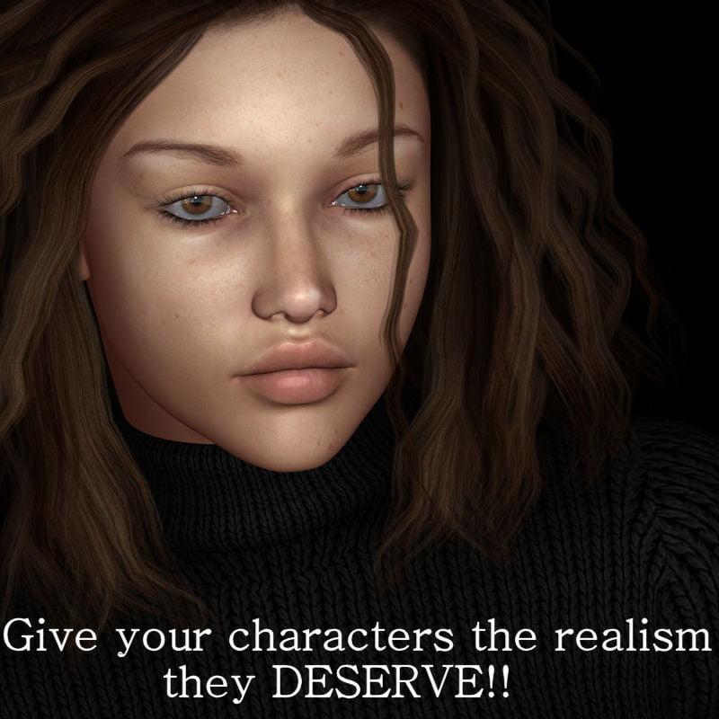 RMMT Life Like Eyes V4