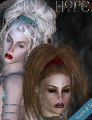 Hope & Darkness Hair
