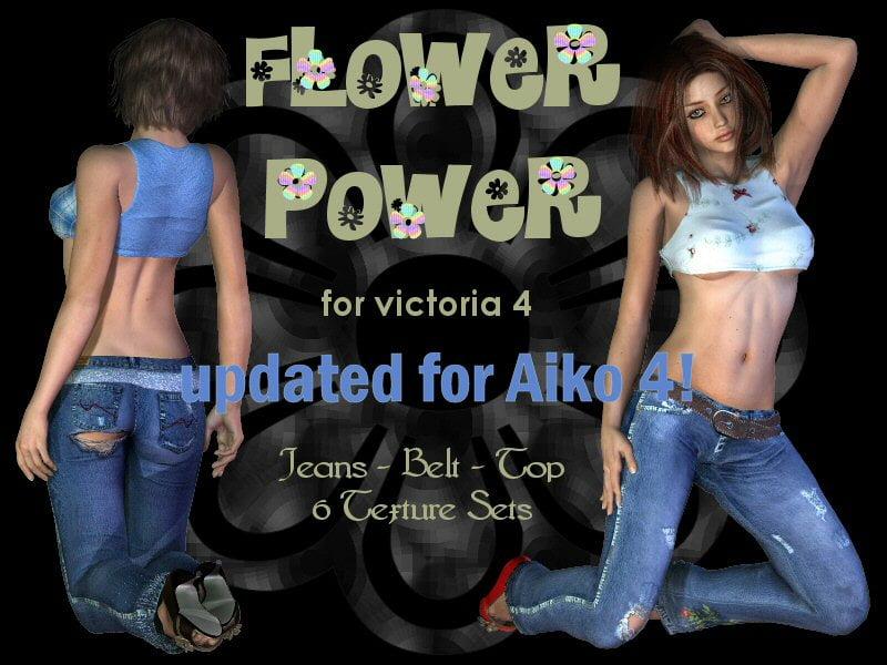 V4 Flower Power