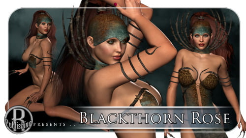 Rhi's Blackthorn Rose