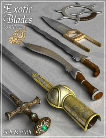 Exotic Blades by Merlin