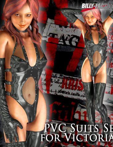 V4 PVC Suit Set