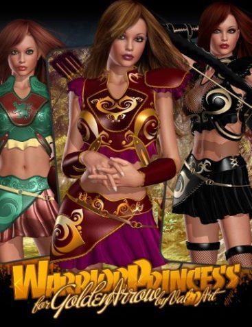 Warrior Princess for Golden Arrow