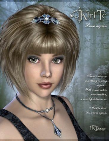 KiriTe Hair II