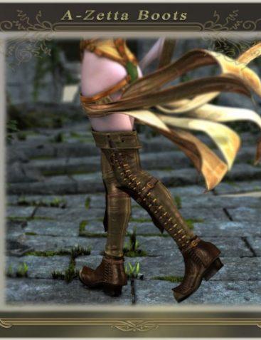 Zetta Boots