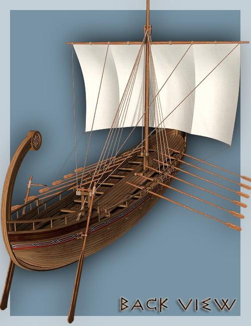 Ancient Greek Boat