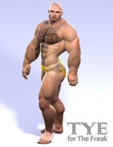 Jepe's Tye For The Freak 4