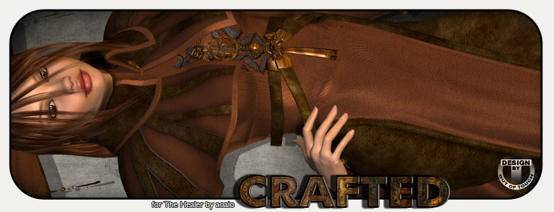 °Crafted° Texture Expansion for The Healer by aoaio