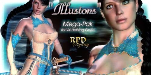 Hellsing Illusions Mega-Pak