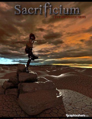 Sacrificium: Lighting and Sky environment BUNDLE for TERRADOME