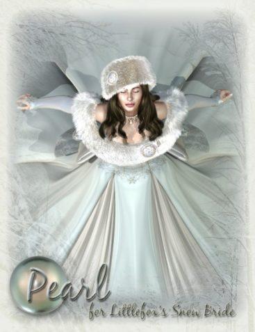 Pearl for SnowBride