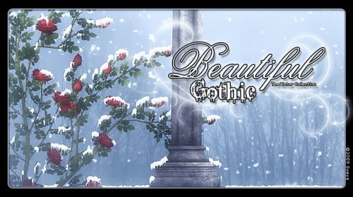 Beautiful Gothic - The Winter Collection