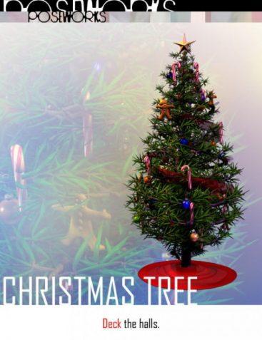 MK Christmas Tree