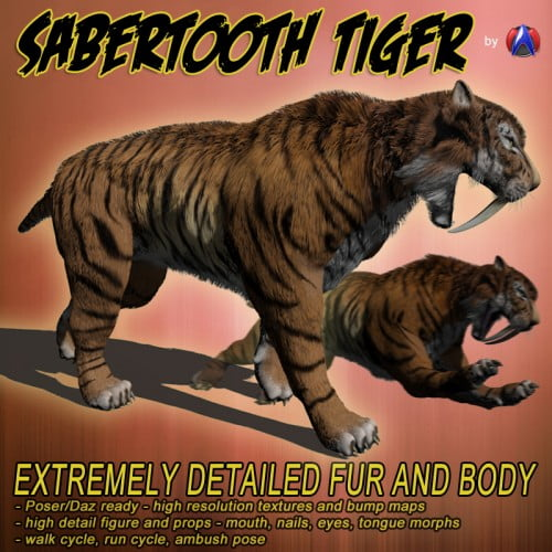 SaberTooth by AM