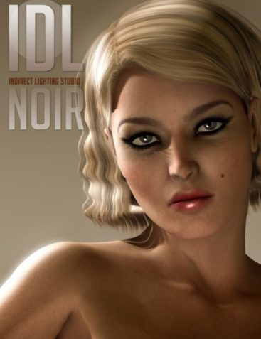 IDL Studio Expansion 3 - STUDIO NOIR