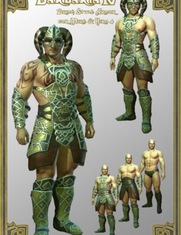 Barbarian for M4-H4