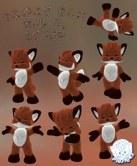 IGD Fancy Fox Vol. 2