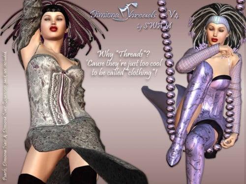 Dimiona Threads