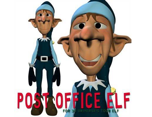 Post Office Elf for Toon Elf