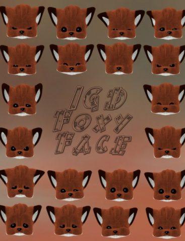IGD Foxy Face