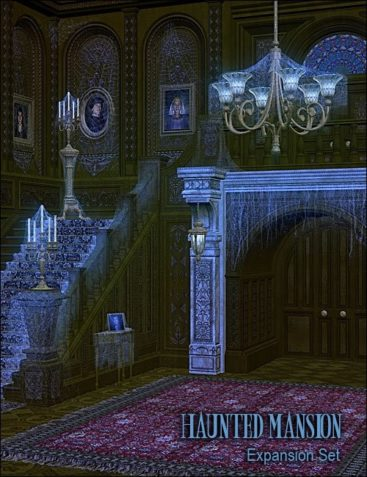 Haunted Mansion Exp 1