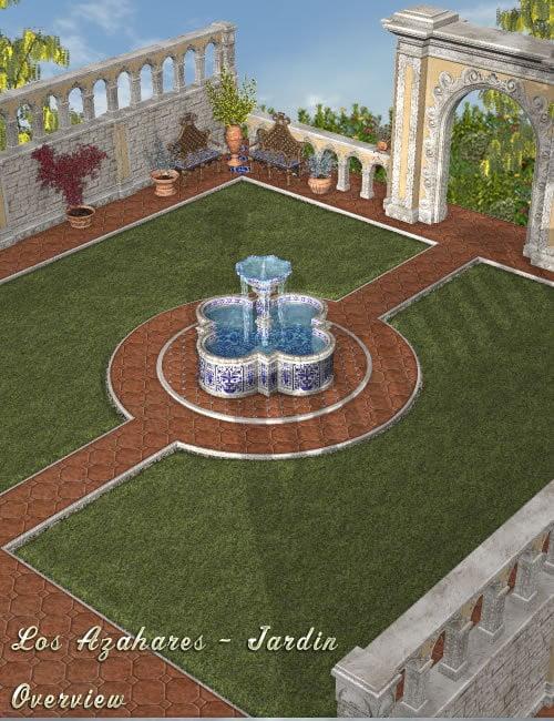 Spanish Rose — Los Azahares Jardin
