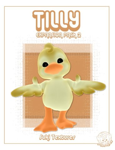Plushies: Tilly Expansion Pack 2 - Suki Textures