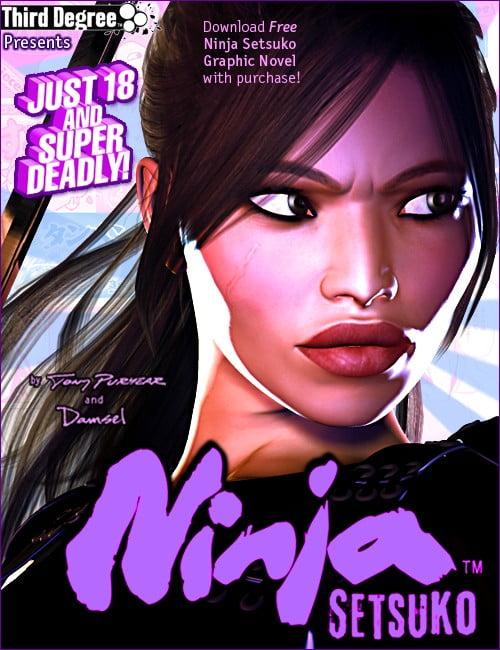 Ninja Setsuko for V4 by Third Degree