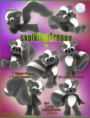 Skulking Around Vol 2