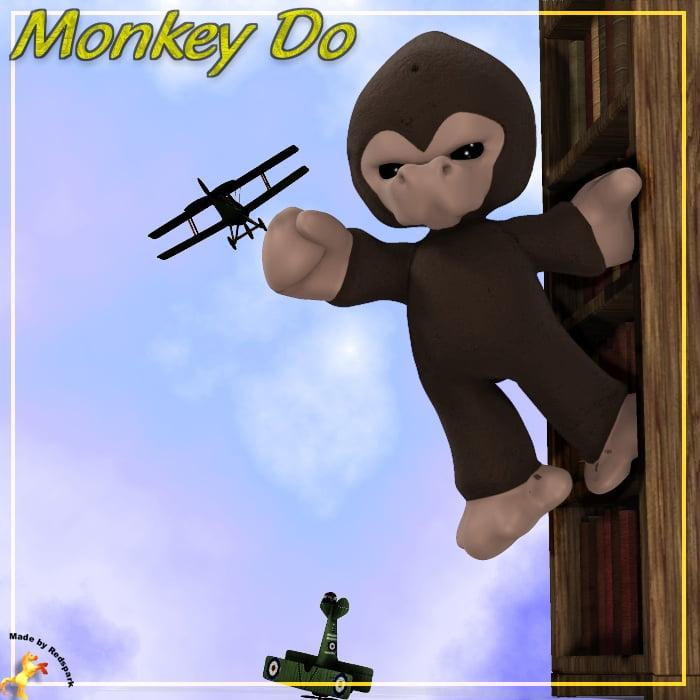 Monkey Do Morphs