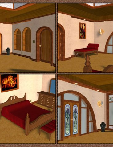 Elegant Interiors - The Bedroom