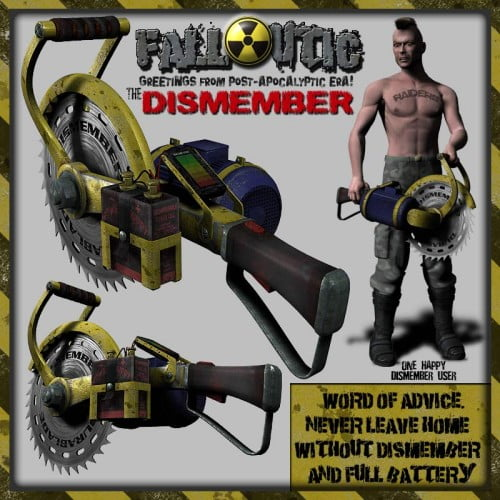 "FALLOUTIC: ""The Dismember"""