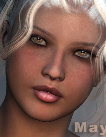 Maya for Victoria 4
