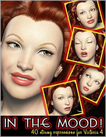 In The Mood Expressions for V4