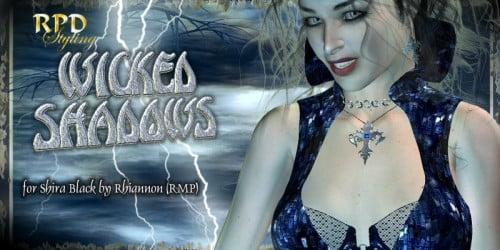 Wicked Shadows for Sira Black