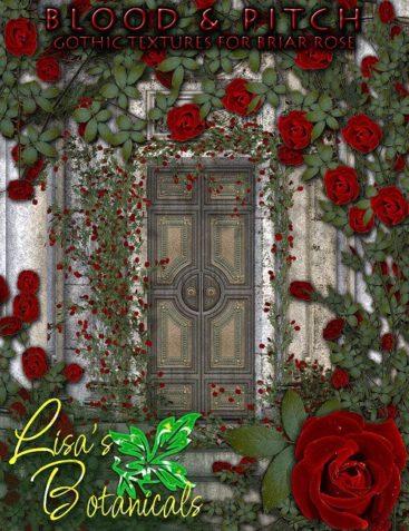 Lisa's Botanicals - Blood & Pitch