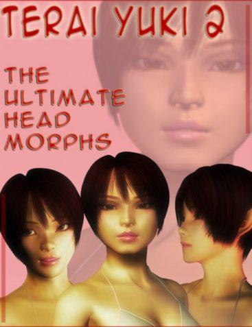 Terai Yuki 2 - Ultimate Head Morphs