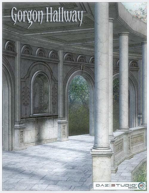 Gorgon Hallway