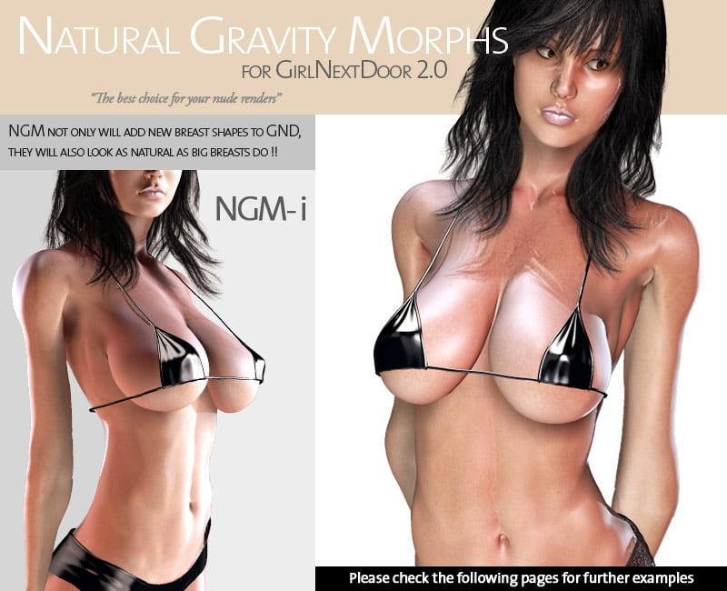 Natural Gravity Morphs for GND2