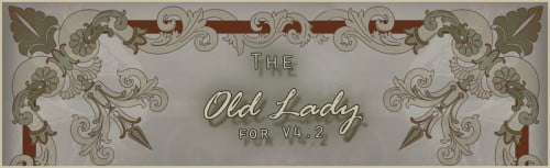 Old Lady for V4