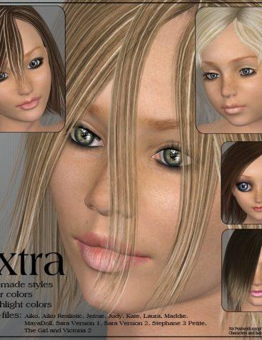 Perla Hair Extra