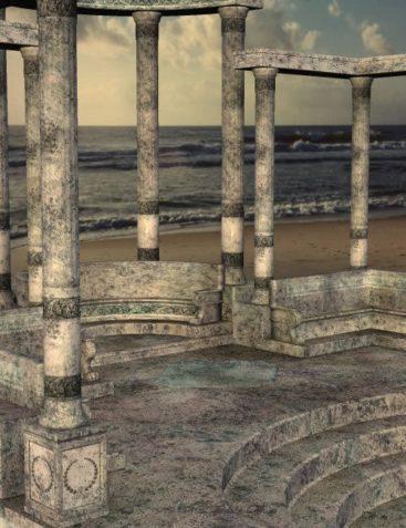 A Mediterranean Balcony
