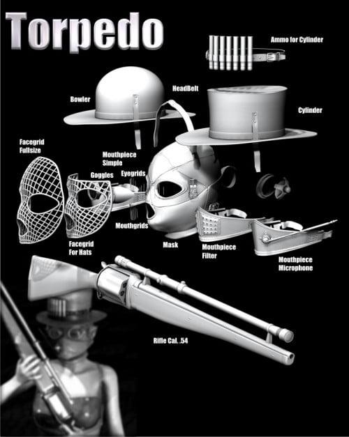 arcebus: Torpedo