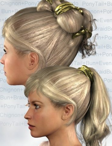 Addition HairStyles