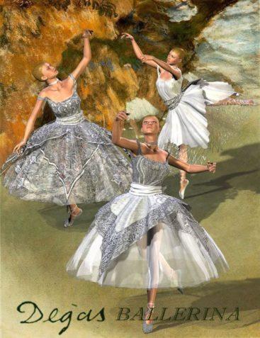 Degas Ballerina for Victoria 4
