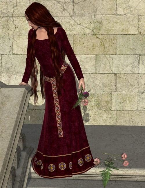 Maiden Fair Dynamic Gown