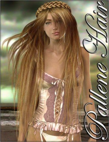 Pallene Hair