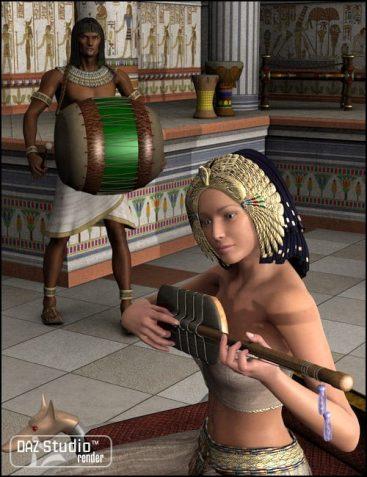 Play Like an Egyptian