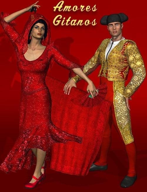 Spanish Rose — Amores Gitanos